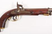 Sea-Service Pistole M1861
