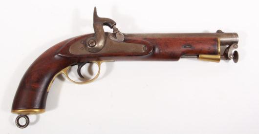 15346 - Sea-Service Pistole M1861