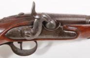Perkussionspistole süddeutsch 1800/1840