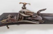 Langes Miqueletschlossgewehr Westosmanisches Reich um 1800