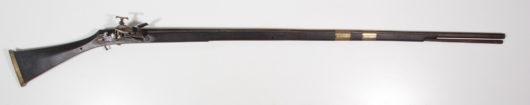 15528 - Langes Miqueletschlossgewehr Westosmanisches Reich um 1800