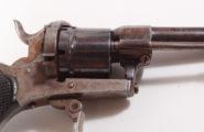Miniaturrevolver Lefaucheux Belgien ca. 1865