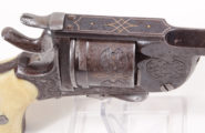 Lefaucheux Doubleaction Revolver