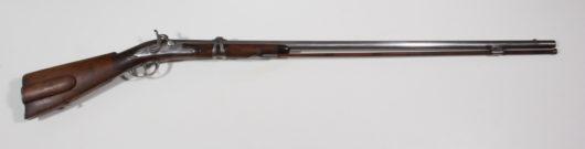 15531 - Perkussionsgewehr Norditalien ca. 1780/1840