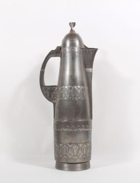 15546 - Zinnkanne, deutsch, ca. 1910
