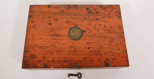 15645 - Revolverkasten George Gibbs Bristol