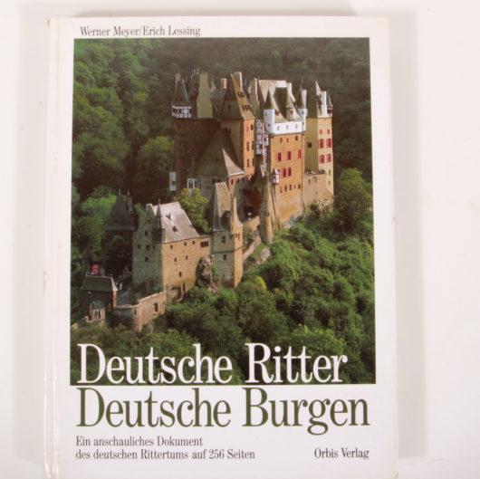 14033 - Deutsche Ritter, deutsche Burgen