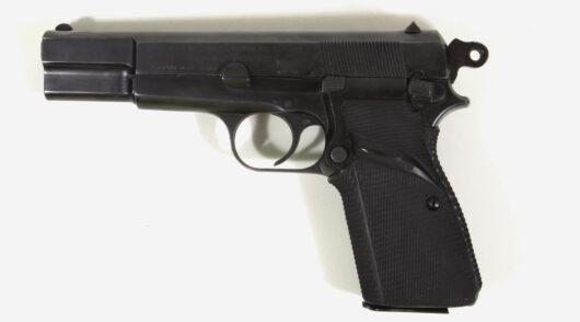 15457 - Halbautomatische Pistole FN Browningpatent