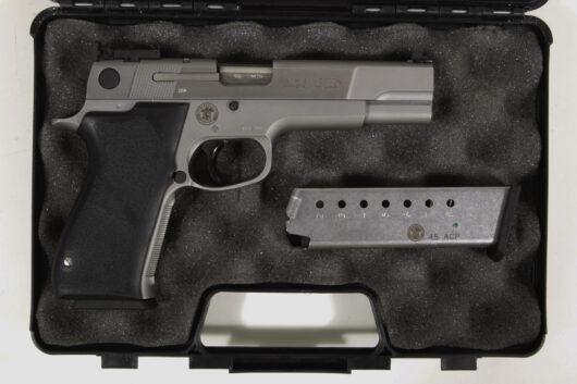 15458 - Halbautomatische Pistole Target Champion Smith & Wesson