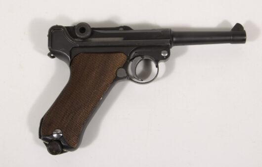 15678 - Pistole 08 DWM 1921