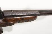 Salon- und Scheibenpistole, Frankreich 1865