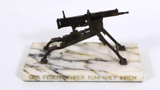 13964 - Miniatur Maschinengewehr 08/15