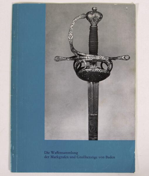 14034 - Die Waffensammlung der Markgrafen und Großherzöge von Baden