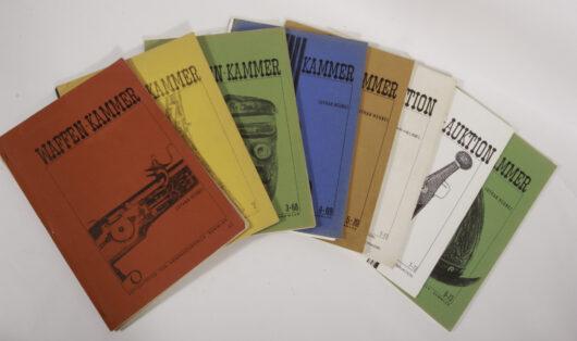 14037 - Alte Kataloge Lothar Heubel