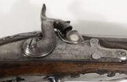 Perkussionspistole Joh.Andre.Kuchenreiter ca. 1780/1840