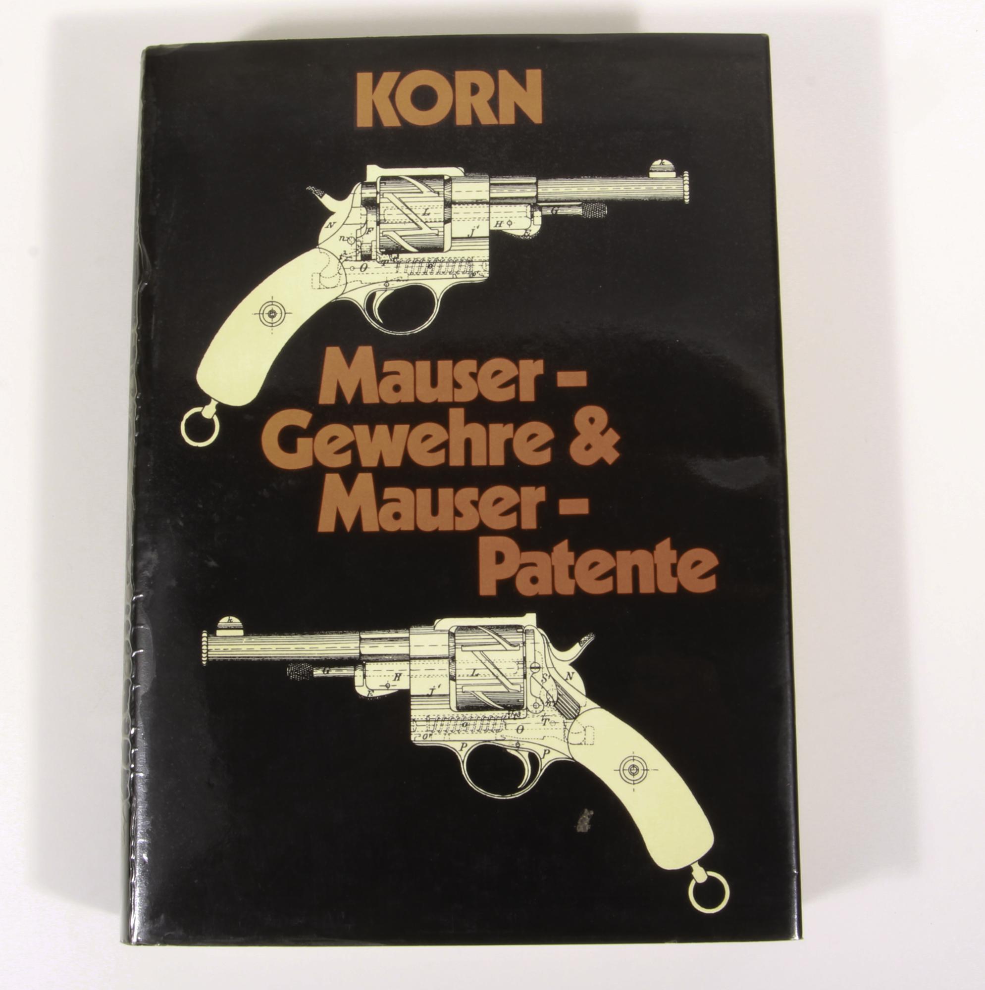 Mauser-Gewehre & Mauser-Patente