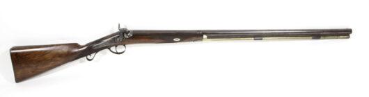 16087 - Perkussionsgewehr D. Egg London um 1850