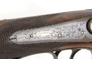 Perkussionsgewehr D. Egg London um 1850