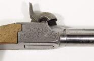 Perkussionstaschenpistole Replika, Mod. Leigie Luxus