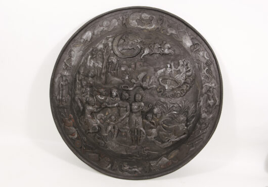 16168 - Prunkschild im Stil der Renaissance 1570