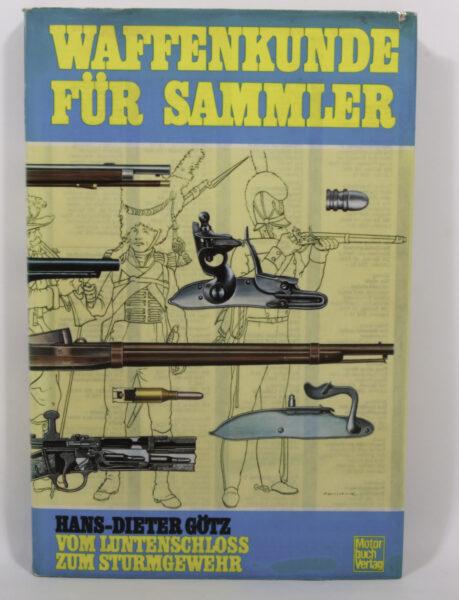 14097 - Waffenkunde für Sammler