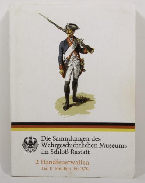 16712 - Die Sammlungen des Wehrgeschichtlichen Museums im Schloß Rastatt