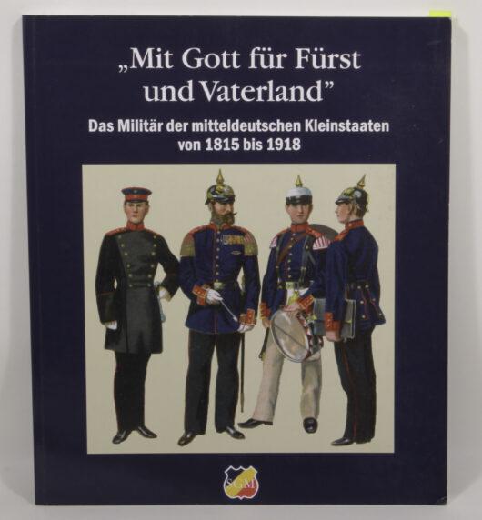 """16715 - """"Mit Gott für Fürst und Vaterland"""""""