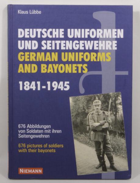 16716 - Deutsche Uniformen und Seitengewehre 1841 – 1945