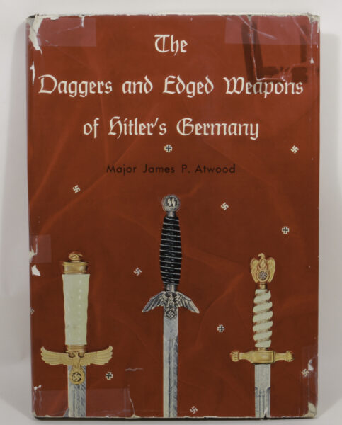 16718 - The Daggers and Edged Weapons of Hitler`s Germany