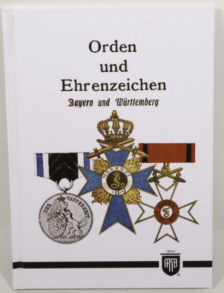 16727 - Orden und Ehrenzeichen Bayern und Württemberg