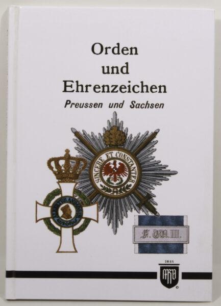 16728 - Orden und Ehrenzeichen Preussen und Sachsen