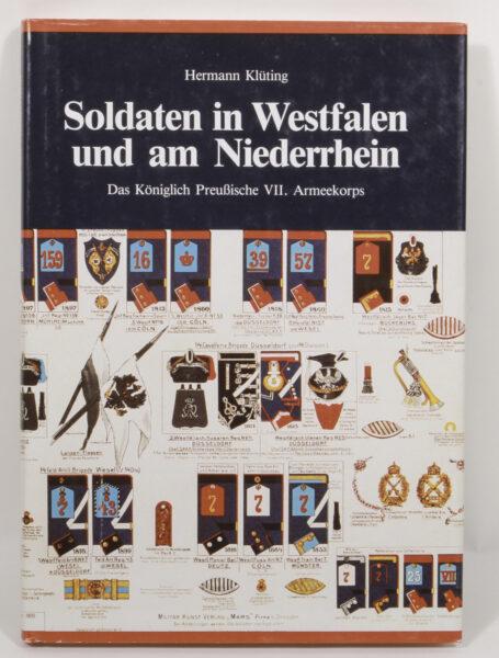 16733 - Soldaten in Westfalen und am Niederrhein