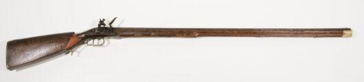 15674 - Steinschlossgewehr wohl Südeuropa um 1790