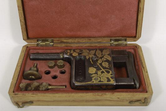 16349 - Repetierpistole Gaulois um 1890