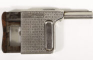 Repetierpistole Mitrailleuse um 1890