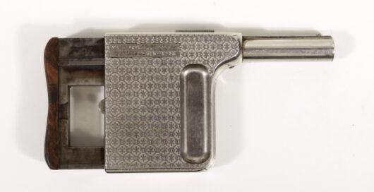 16351 - Repetierpistole Mitrailleuse um 1890