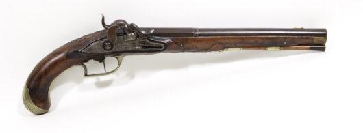 16672 - Perkussionspistole Chronicka Carlsruh