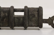 Antikes Bügelschloss, China